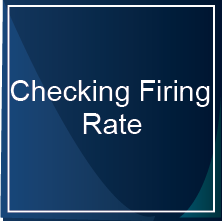 Checking Firing Rate