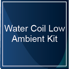 Water Coil Low Ambient Temperature